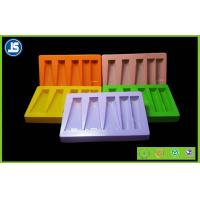 Buy cheap Green / Purper Plastic Blister Packaging , Skin Care Plastic Tray product