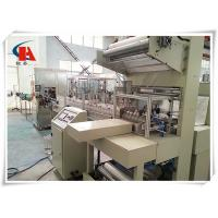 Buy cheap Fully Automatic Juice Production Line 0.2 - 0.25Mpa Water Pressure For Washing Bottle from wholesalers