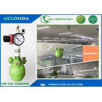 Static Charge Prevention Water Mist System For Electronics Assembly Line