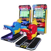 Buy cheap Fun Racing Game Machine Motorcycle Racing Arcade Game Adjustable Seat from wholesalers