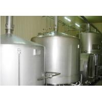 Buy cheap 1000L Beer Production Equipment Draft Beer Brewing Equipment Glycol Water Or Alcohol Water from wholesalers