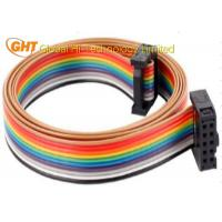 Buy cheap Colorful Electrical Flat IDC Ribbon Cable Low Voltage 2 Pin To 60 Pin Available from wholesalers