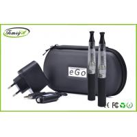 Buy cheap black red sigaretta elettronica Ego Ce5 E Cigarette Smoking kit 1000puffs 1.6ml from wholesalers