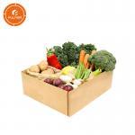 Buy cheap Fresh Mushroom Custom Packaging Boxes Matt Lamination Printing Handling from wholesalers