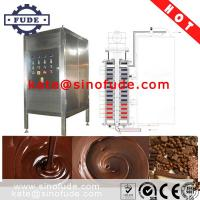 Buy cheap continuous chocolate tempering machine from wholesalers