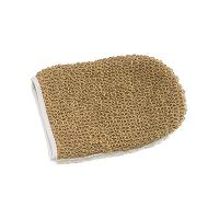 Buy cheap Deep Exfoliating Bath Mitt Terry Body Scrub Gloves Silkier Skin from wholesalers