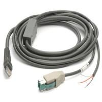 Buy cheap CAB-U07-S09EAR 12V powered USB to RJ50 10P10C Cable for MT2090 from wholesalers