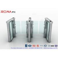 Buy cheap Access Control Tripod Turnstile Mechanism , Stainless Steel Turnstiles CE Marked product