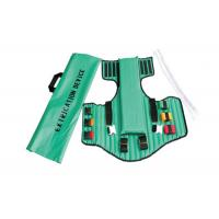 Buy cheap Reusable Durable Folding Stretcher , Plastic-Coated Extrication Device ALS-SA03 from wholesalers