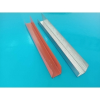 Buy cheap Zinc Coat Lightweight 25/25 Steel Wall Angle from wholesalers