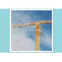 Buy cheap Large Construction Hammerhead Tower Cranes / Travelling Tower Crane from wholesalers