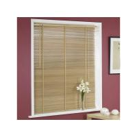 Buy cheap wooden blind, Folding and rolling-over freely with drawstring or ladder tape from wholesalers