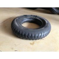 Buy cheap Pneumatic Rubber Flat Free Wheel Barrow Tyres For Cart , 3.25-8 BT10 from wholesalers