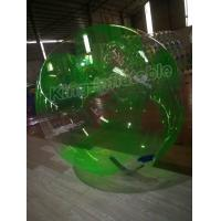 Buy cheap Colourful Lead Free Inflatable Water Walking Ball With Durable Zipper from wholesalers
