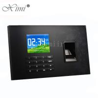 Buy cheap Fingerprint Biometric Time Attendance Machine Time Clock Recorder RFID Card from wholesalers