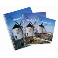 Buy cheap spiral bound graph paper notebook_China printing factory from wholesalers
