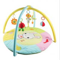 Buy cheap Personalized Rabbit Bunny Baby Activity Play Gym with Soft Material from wholesalers