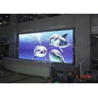 Buy cheap P10 SMD wireless Rental Outdoor Full Color LED Display for Advertising 1 / 4 scan from wholesalers