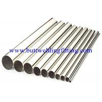 Buy cheap ASTM B 444, ASTM B 829, ASME SB444 Thick Wall Steel Pipe with Beveled End from wholesalers