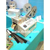 Buy cheap Automatic Hot Knife Ribbon Cutting Machine/Ribbon Hot Cut Machine from wholesalers