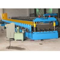 Buy cheap 45 KW Hydraulic Rolling Forming Machine Colored Steel Plate Bending With 15 Roller Stations from wholesalers