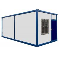Buy cheap Pvc / Wpc Cladding Prefab Container Homes , Expandable Shipping Container House from wholesalers