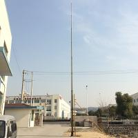 Buy cheap 15m non-lockable pneumatic telescopic masts-80408150 from wholesalers