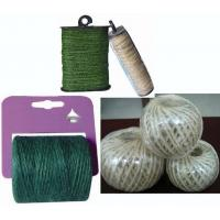 Buy cheap Jute/sisal/dyed twine from wholesalers