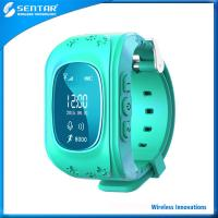 Buy cheap 2016 GPS Tracker Security Children Kids Smart Watch With SIM Card Slot SOS Phone Call For Children Old People product
