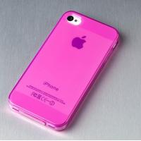 Buy cheap Wholesale iPhone 5S/5G Cases Ultrathin Transparent TPU Cover for iphone 5 colorful from wholesalers