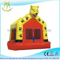 Buy cheap Hansel inflatable bouncy house inflatable bouncing casltes from wholesalers