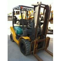 Buy cheap Used 3 tons Komatsu forklifts for sale from wholesalers