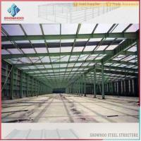 Buy cheap SHOWHOO Factory Price Steel Structure Workshop And Prefabricated Steel Structure Building from wholesalers