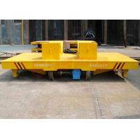 Buy cheap 25t electric on-rail material handling equipment for steel coils transporting from wholesalers
