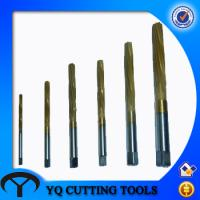 Buy cheap HSS Straight Shank Hand Reamer with Spiral Flute with TUV CE from wholesalers