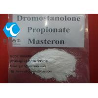 Buy cheap 99% Purity Cutting Cycle Steroids Masteron Dromostanolone Propionate Powder Strength Muscle from wholesalers