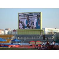 Buy cheap P10 Outdoor Full Color Led Display For Stadium Sport Live Show High Brightness from wholesalers
