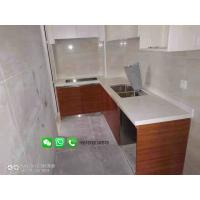 Buy cheap Foshan Weimeisi Customized prefabricated bathroom marble countertops kitchen granite stone counter top from wholesalers