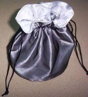 Buy cheap Satin Round Pouch product