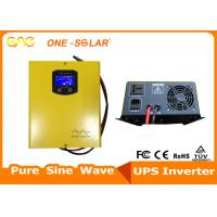Buy cheap Portable 12V 700W Car Power Inverter Wall - Mounted Pure Sine Inverter For Home from wholesalers