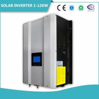 Buy cheap 1 - 6KW  Hybrid Solar Power Inverter Off Grid With Generator Restart Signal from wholesalers