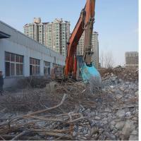 Buy cheap Hydraulic Concrete Pulverizer / hydraulic Demolition pulverizer Secondary product