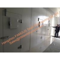 Buy cheap Prefabricated Large Capacity Cold Room Panel Cooling System Blast Frezeer For Meat from wholesalers