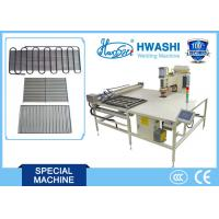 Buy cheap Freezer Shelving Wire Mesh Welding Machine , Grill / Line Welding Machine from wholesalers