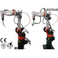 Buy cheap Automobile Frame Inverter Welding Machine Double Station 1400mm Working Reach from wholesalers