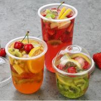 Buy cheap Juice Eco Friendly 12oz PP Polypropylene Plastic Drink Cup from wholesalers