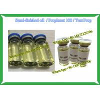 Buy cheap Premixed Steroid Injection Oil Propionat 100 / Testosterone Propionate /Test Prop from wholesalers