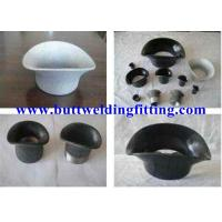 Buy cheap Stainless Steel Forged Pipe Fittings AISI 4130 Sweepolet / Saddle CCS Approval from wholesalers