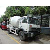 Buy cheap Factory sale best price dongfeng 190hp 5cbm concrete mixer truck, HOT SALE! dongfeng 4*2 LHD cement mixer truck from wholesalers