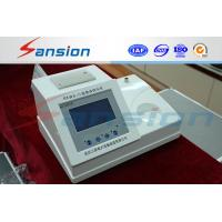 Buy cheap Oil Power Supply Test Equipment Dew Point Tester Ac220v Computer Control from wholesalers